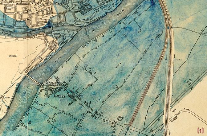 Anhaive à la croisée des chemins (17e-20e siècle) – CJ98 2017