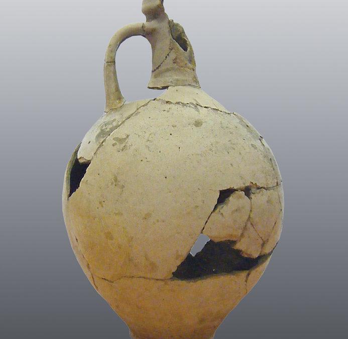 Verreries et céramiques comme témoins de l'histoire jamboise – CJ88 2015