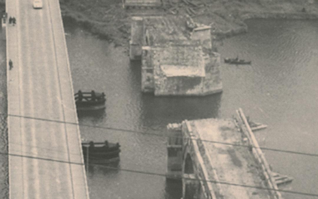 Il faut sauver le vieux pont de Jambes CJ80 2013