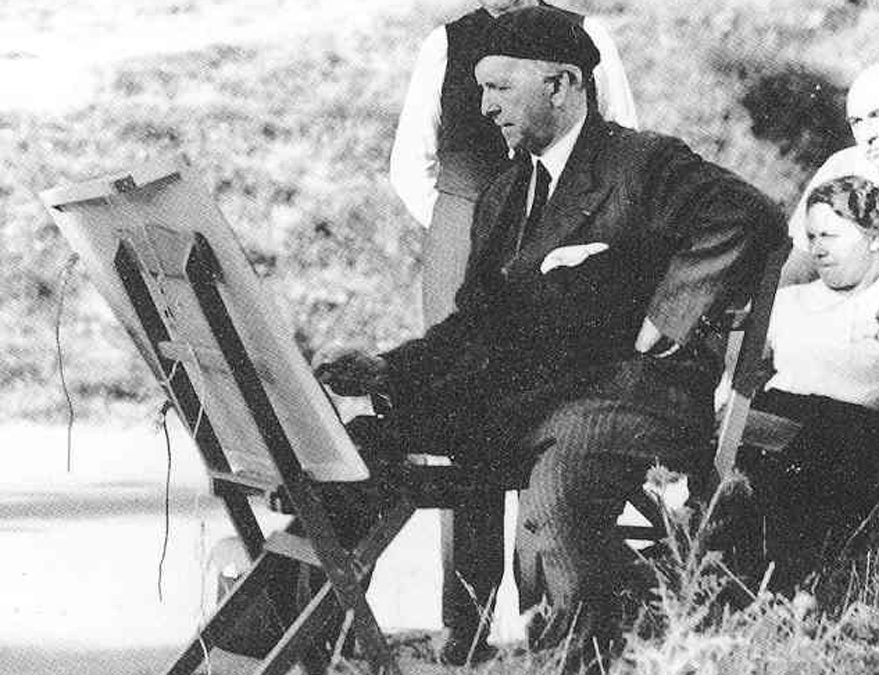 Paul Cauchie (1875-1952) à Jambes CJ73 2011