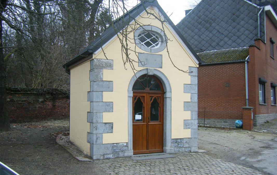 La chapelle Sainte-Barbe CJ64 2009