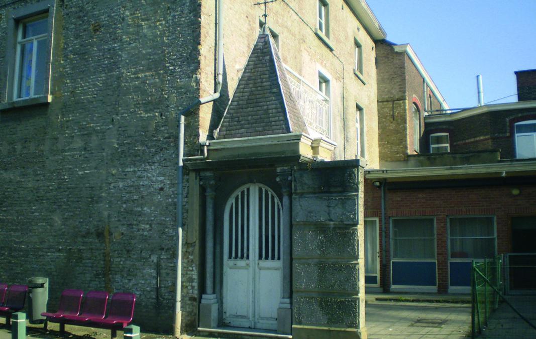 Jambes et ses chapelles CJ60 2008