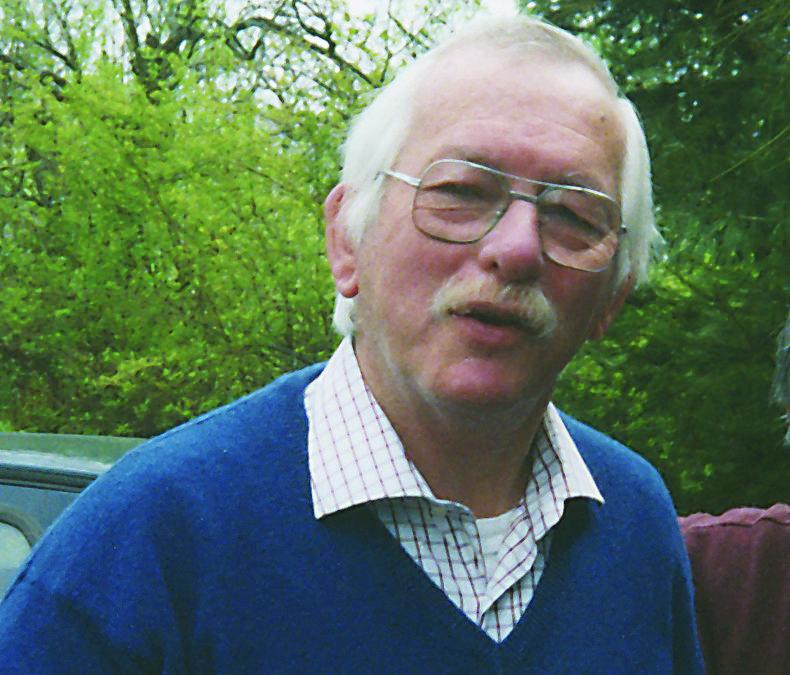 Claude Charlier, dessinateur CJ50 2005