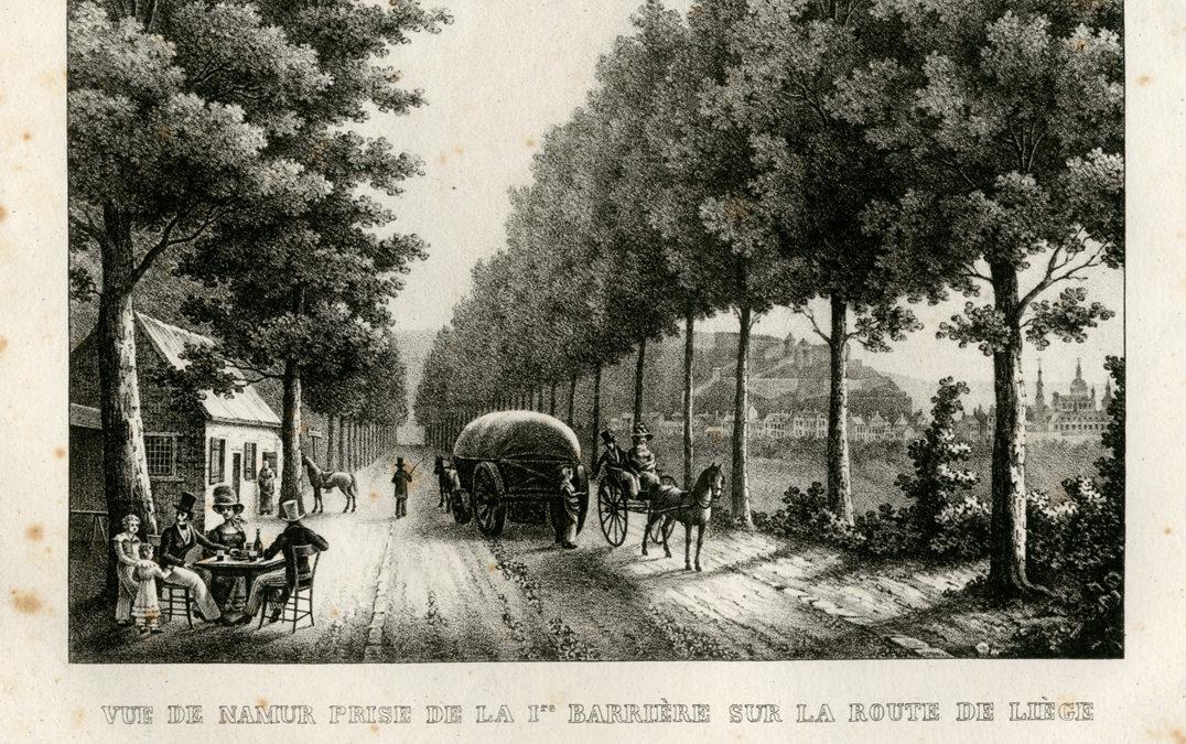 Monuments jambois disparus (II) – La maison de la barrière Sainte-Barbe CJ106 2019