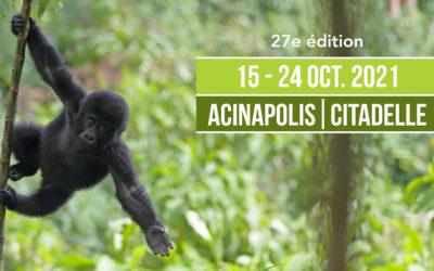 27ème édition du Film Nature – Namur